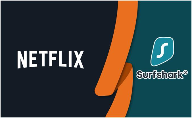 Surfshark for Netflix