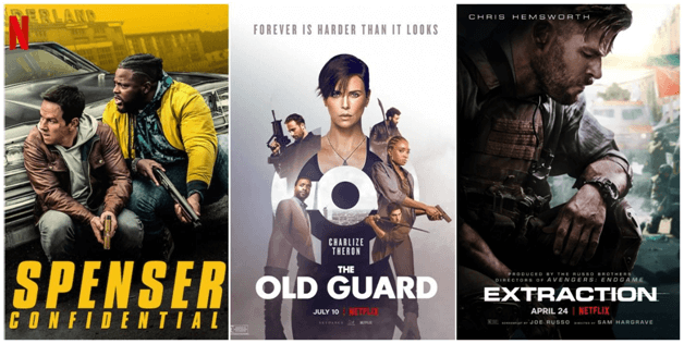 List of good action movies